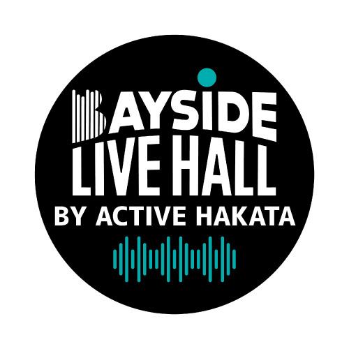 ベイサイドライブホール BY ACTIVE HAKATA ロゴ
